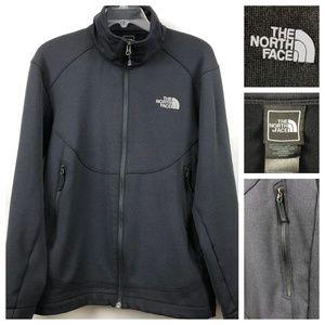 North Face lightweight fleece lined jacket